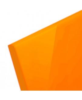 Pleksa pomarańczowa 3mm cięta na wymiar