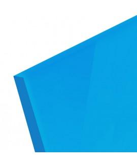 Pleksa niebieska 3mm cięta na wymiar