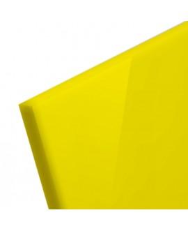 Pleksa żółta 3mm cięta na wymiar
